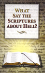 What the Scriptures Say about Hell, Online Bible study Fellowship